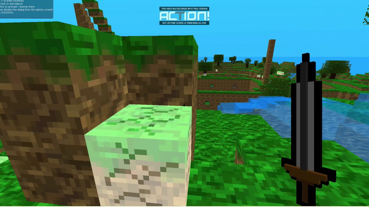 Mineclone in y10 (End) - YouTube