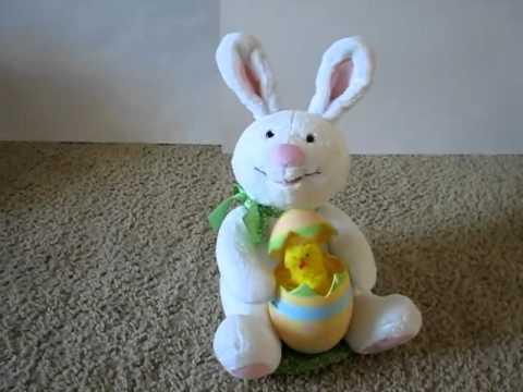 Hallmark Bunny with Egg