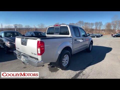 2018 Nissan Frontier Troy, Albany, Schenectady, Clifton Park, Latham, NY 5585ZR