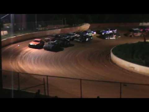 Thunder Bomber East Lincoln Speedway 4 22 17