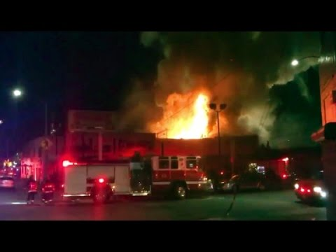 Oakland fire witness: We were trying to get everyone out