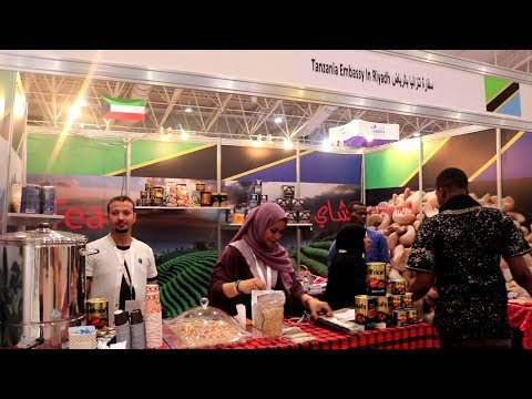 Tanzania Embassy in ''Riyadh International Convention & Exhibition Center''