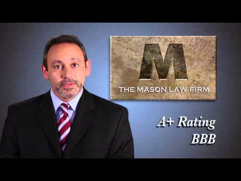 Mason Rashtian of The Mason Law Firm - Personal Injury Attorney