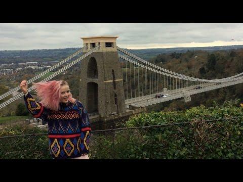 Anna Visits: Bristol University