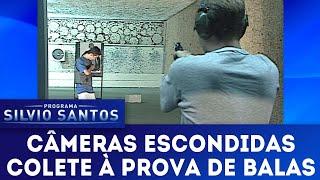 Colete à Prova de Balas | Câmeras Escondidas (14/04/2019)