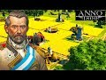 Anno 1800 - Campaign Gameplay