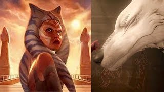 Dave Filoni Confirms Ahsoka is NOT the Wolf in Rebels Season 4 Trailer