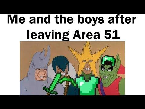 More Area 51 Memes