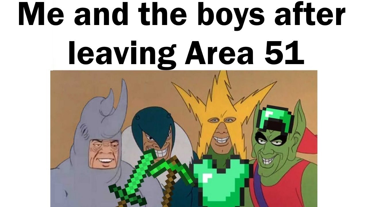Let's Talk about Area 51 – Rants and Stuff