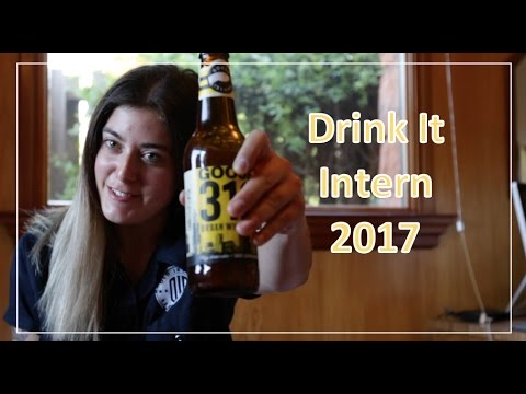 World Of Beer Drink It Intern 2017 Youtube