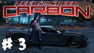 Need For Speed: Carbon! Defendendo Territórios E Fazendo DRIFT! ( # 3 )