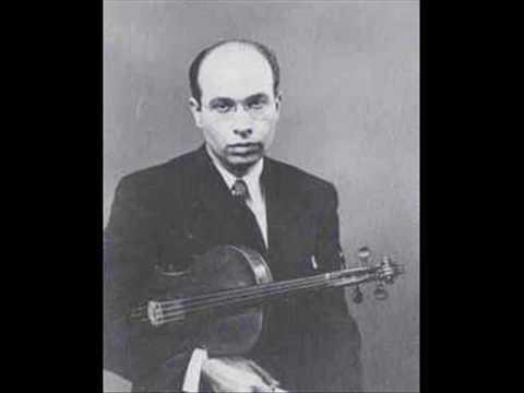 "Bernard Milofsky plays Stravinsky ""Elegy"""