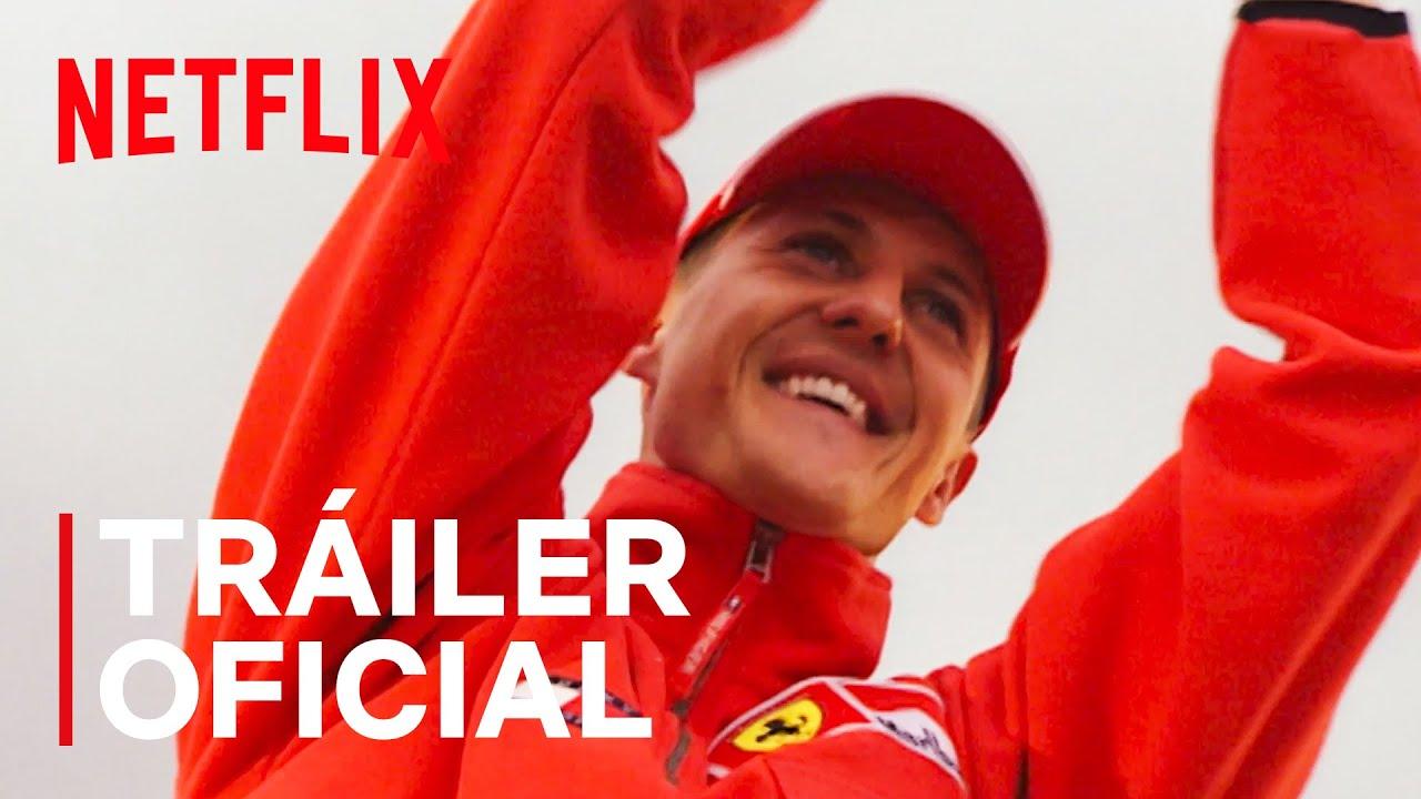 Schumacher (EN ESPAÑOL)   Tráiler oficial   Netflix