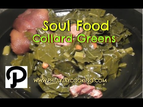 Flavorful Well-Seasoned Soul Food Collard Greens Recipe: The BEST Collard Greens EVER