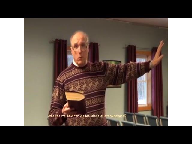 Lifebuilders 8 - Feeling far from God and overwhelmed?