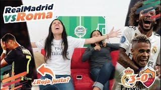 ¡Vuelven los REYES! Reacción al REAL MADRID vs ROMA. ¿Roja a CR7 justa? | Dúo Dinámico