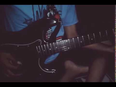 Five minutes Galau Gitar cover by rio bayu
