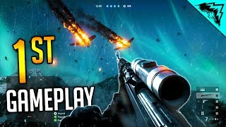 BF5 MULTIPLAYER GAMEPLAY - First Game (BF5 Grand Operations)