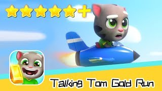 Talking Tom Gold Run Ginger's Farm Day21 Walkthrough Super Classic Game Recommend index five stars+
