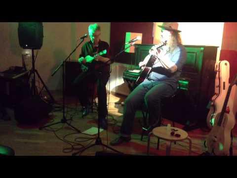 Bert Deivert & Brian Kramer, My Baby's Gone, Live in Russia
