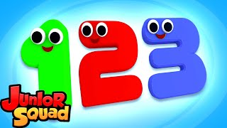 The Numbers Song | Counting Song For Kids And Babies