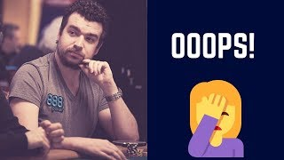 Chris Moorman Explains a Hand He Did NOT Want to Talk About