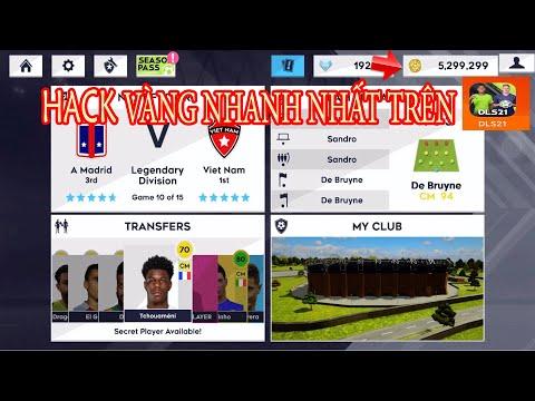 cách hack tiền dream league soccer 2018 trên iphone - HƯỚNG DẪN KIẾM VÀNG NHANH NHẤT TRÊN DLS 2021 MỚI NHẤT