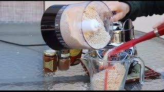 How to make almond flour & almond butter! (Save $40!)