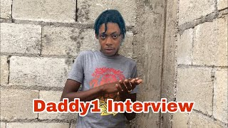 Daddy1 Interview Part 2 (Oryon Comedy)