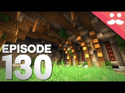 Hermitcraft 4: Episode 130 - Super Storage Silo System!
