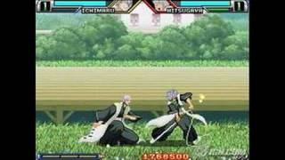 Bleach: The Blade of Fate Nintendo DS Gameplay_2006_06_20_4