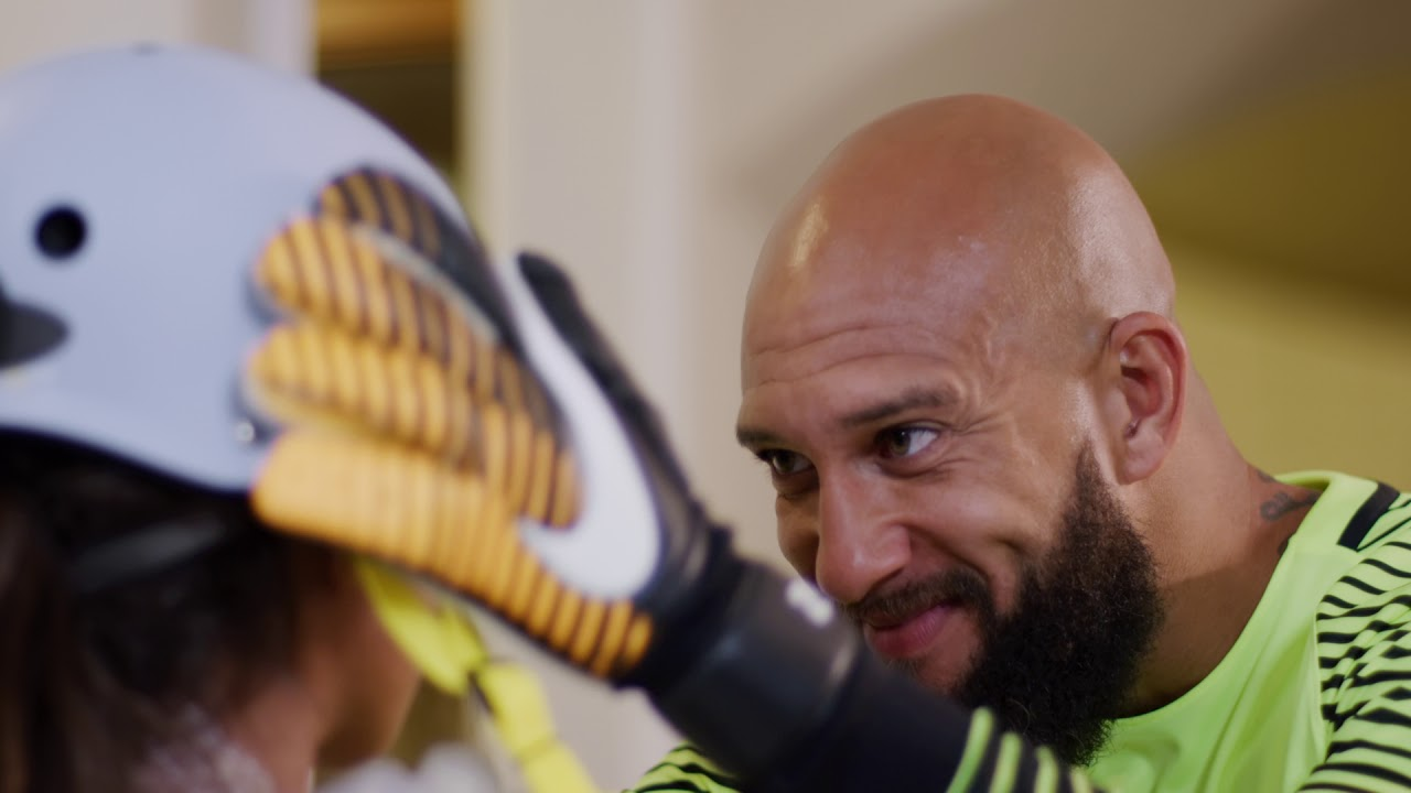 Wiley X Youth Force Video With Tim Howard and Daughter Ali - YouTube