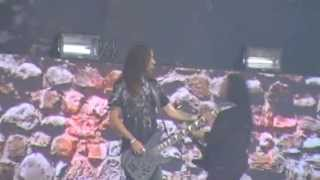 TESTAMENT - PRACTICE WHAT YOU PREACH (LIVE AT HELLFEST 21/6/13)