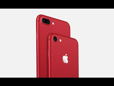 iPhone 7 Plus Red Color 128GB Price in USA AT $749