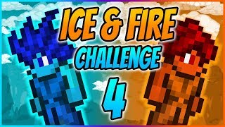 HARDMODE? - Terraria: Ice & Fire Challenge #4