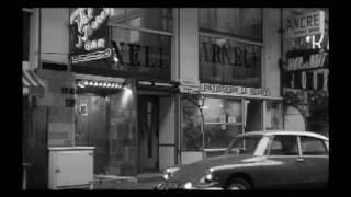 La Peau Douce (Truffaut, 1964) - Scena finale