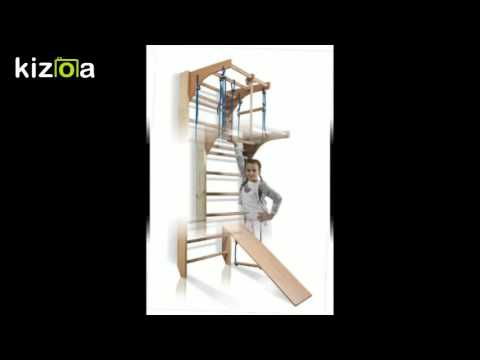 Swedish Ladders, Wall Bars, Sport, Gym, Gymnastic, Playgrounds, Toys,  Children Home Gym