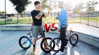 1v1 JOHN HICKS vs MARKELL JONES (Game of BIKE)