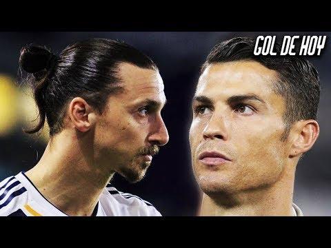 """Fuerte crítica de Zlatan a Cristiano I """"Morata elige equipo"""" I GOL DE HOY"""