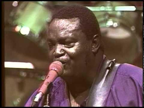 Mario (Franco) - Franco & le T.P. O.K. Jazz Télé Zaire 1986