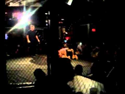 MMA XFO Bryan wright vs Dennis sherman