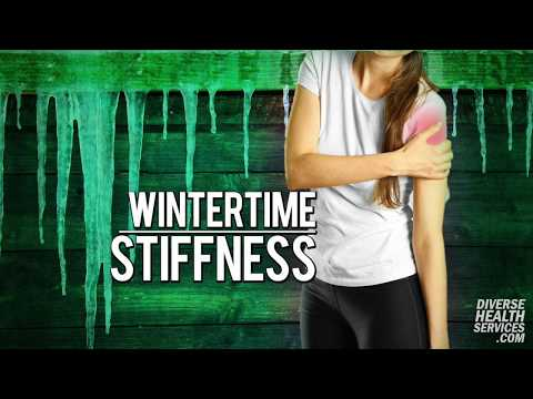 Wintertime Stiffness • How To Stay Loose In The Winter