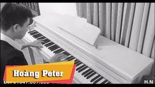 Lời Vọng Tình Yêu ( Đỗ Vy Hạ) l Piano by Hoàng Peter