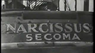 "Seattle's Lake Union in 1933 ""Tugboat Annie"" Opening Title Sequence"