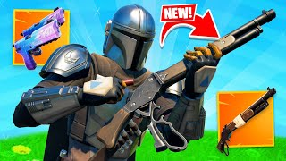 NEW *SHOTGUN* UPDATE in FORTNITE! (Overpowered)