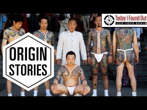 The Origins of 5 Secret Groups