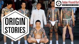 The Origins of 5 Secret Groups...
