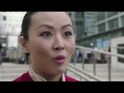 'Your best travel adviser is yourself' Amy Leung, Cabin Crew (UK)