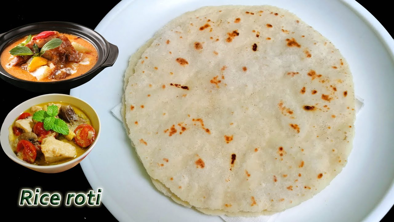 Rice Roti using Cooked Rice | Easy Method | Healthy Food | RICE ROTI