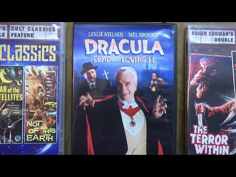 Dracula Dead and Loving It (1995) Monster Madness X movie review #27